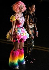 Nicki Minaj  - Fancy Dress Costume
