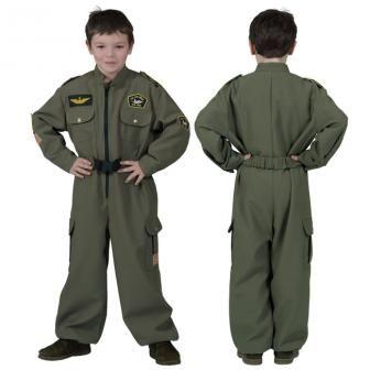 """Kinder-Kostüm """"Pilot"""""""