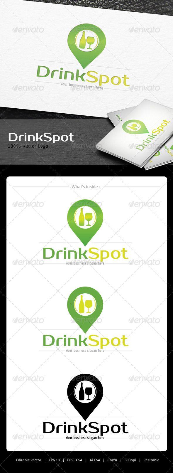 Drink Spot Logo