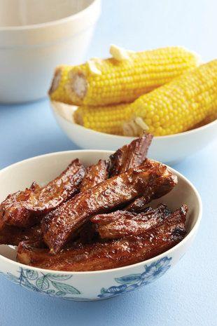 Geroosterde lamsribbetjie | SARIE | Grilled lamb ribs