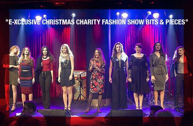 {e}xclusive Christmas Charity Fashion Show
