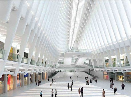 Transportation Hub - World Trade Center