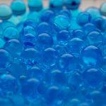 Store blå vandperler, 10g, 15,-