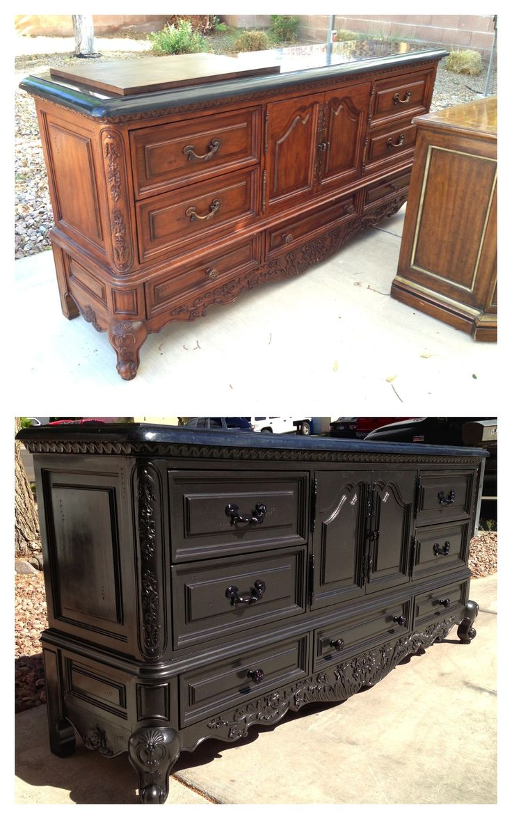 ideas about Refurbished Furniture on Pinterest Repurposed
