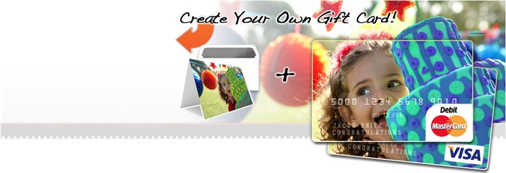 Create-A-Card Customize and Personalize Visa or MasterCard Gift Card - GiftCards.com