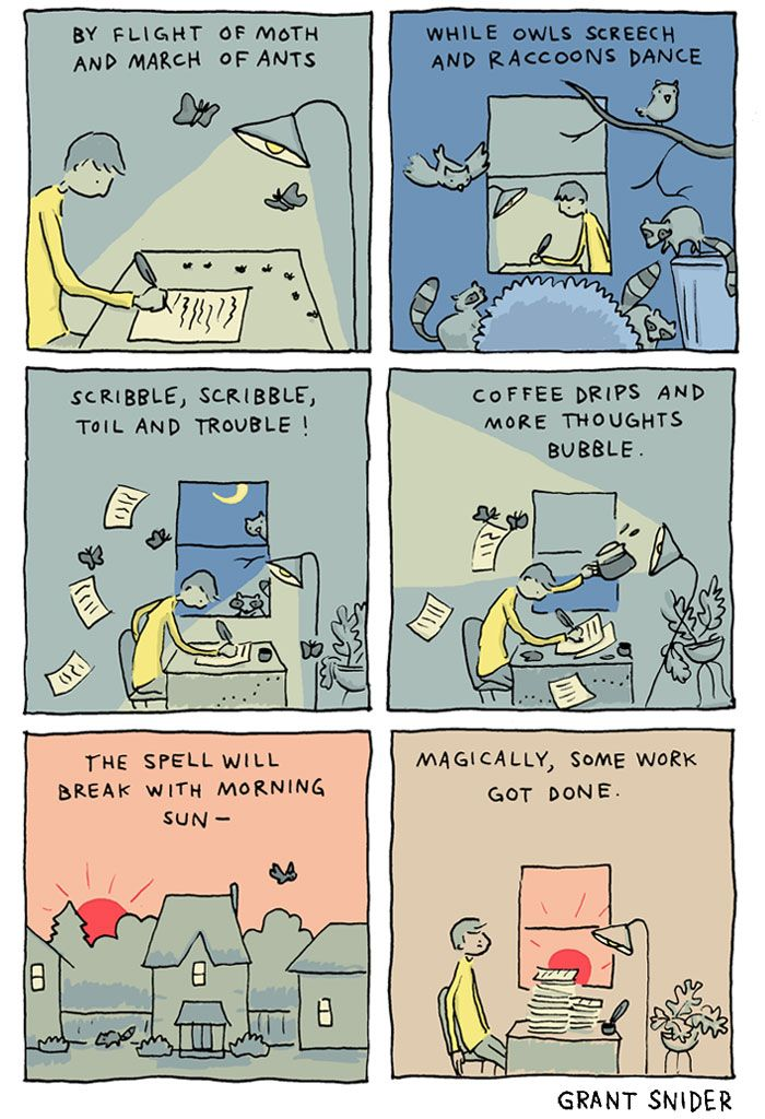 31944dc034b8cb537c070458adc72fc2 writers write writing tips 132 best grant snider images on pinterest comic strips, comics