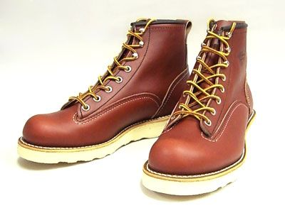 RW-2907 REDWING Red Wing / lineman boots ( Oro Russett leather )