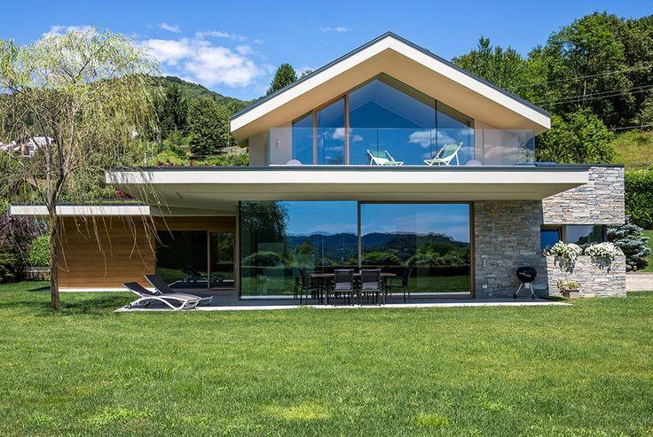 Oltre 25 fantastiche idee su architettura per case su for Case contemporanee