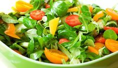 Veldsla wintersalade vol vitamine