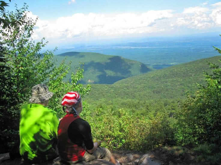 Hiking: Catskill Forest Preserve