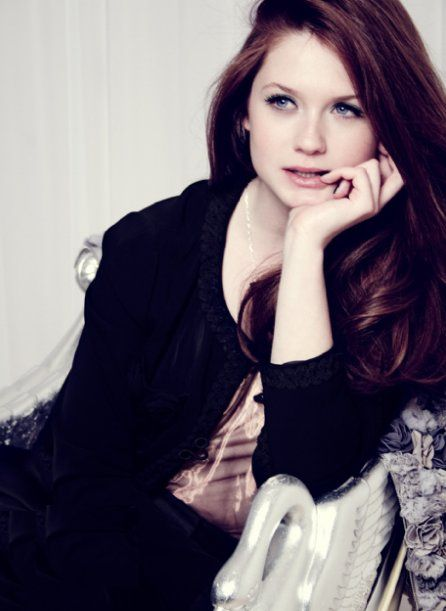 Bonnie Wright - let's face it, if she can win over harry potter, Bonnie's Ginny will always be a winner.