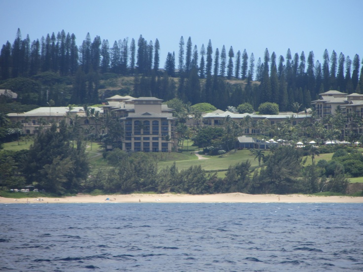 The Ritz Hotel & Spa, Maui HI
