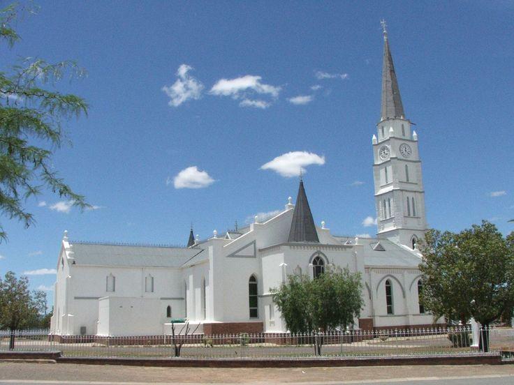 Dutch Reformed Church,Willowmore,South Africa