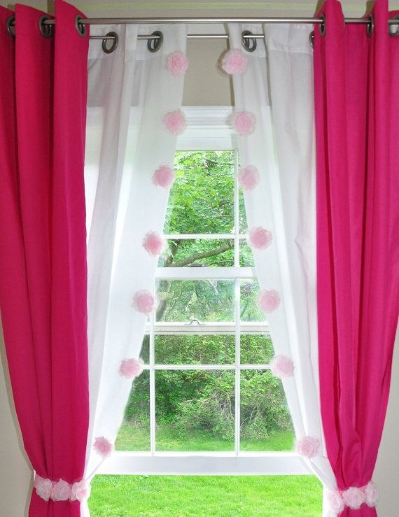 definitely need a sheer underneath a blackout curtain for the little man - Blackout Shades For Baby Room