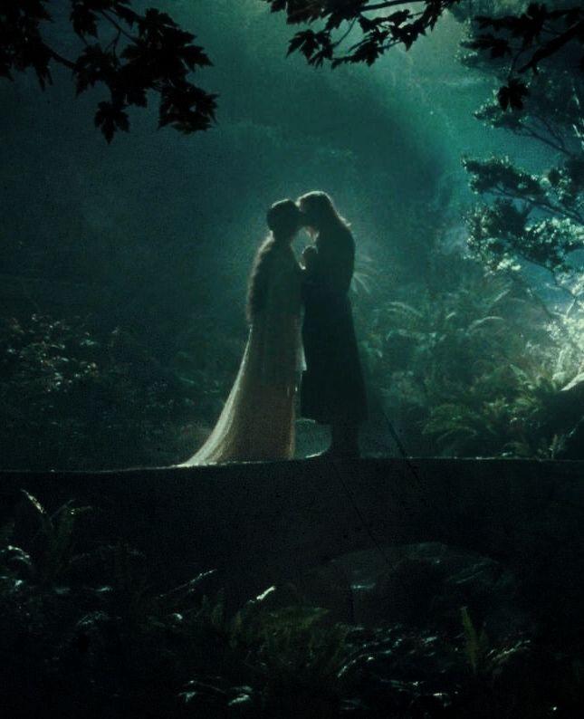 Arwen and Stryder