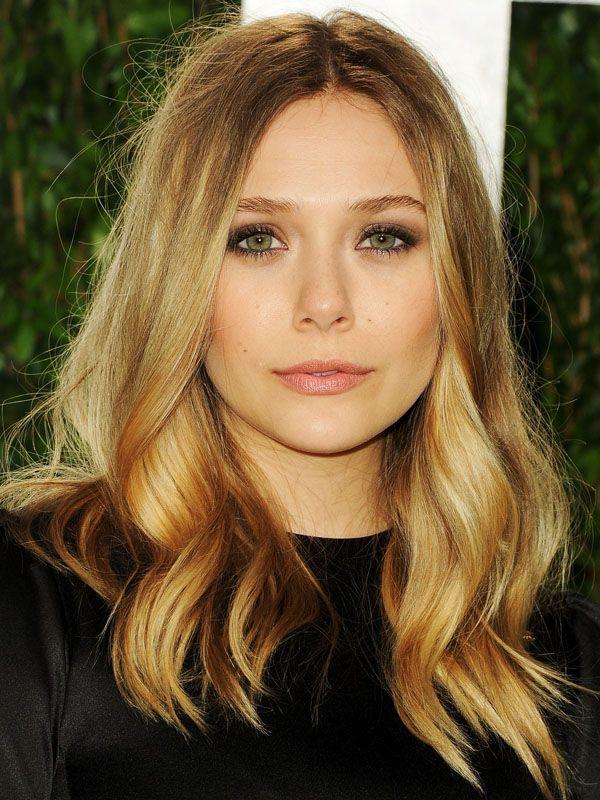Lovely: Elizabetholsen, Hair Colors, Haircolor, Waves, Blondes, Beautiful, Elizabeth Olsen, Girls Hairstyles, Hair Style