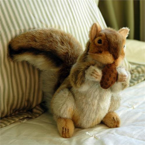 Hansa Squirrel | Hansa Stuffed Animal | Toys That Teach | Imagination Toys