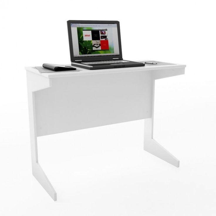 13 wonderful slim computer desk snapshot inspirational computer desk pinterest desks - Slimline computer desk ...