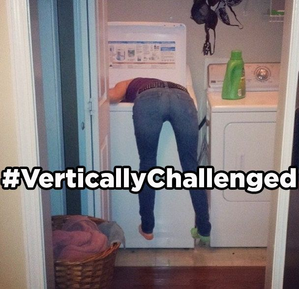 19 Hashtags Short People Actually Need