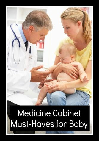 7 Medicine Cabinet Must-Haves for Baby. Good things to know when the time comes. Pin now, read later.