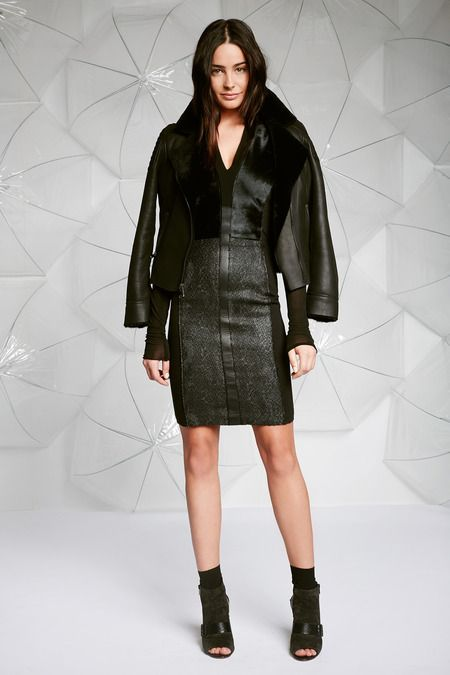 Elie Tahari | Fall 2014 Ready-to-Wear Collection | Style.com