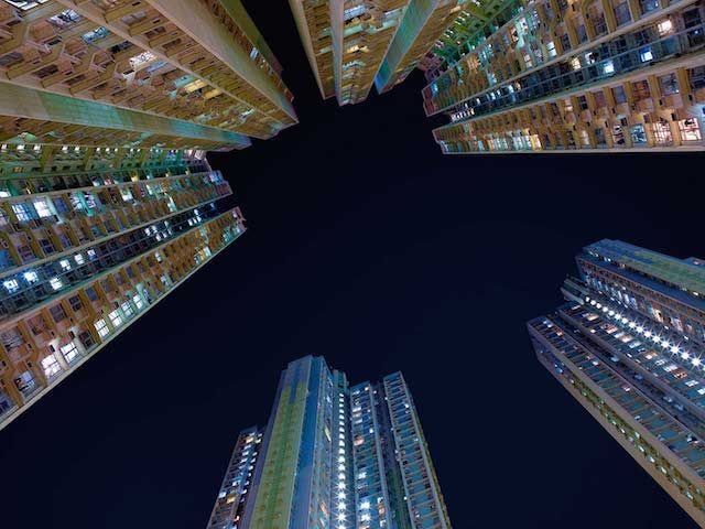 Low-Angle Shot Buildings Photography-1