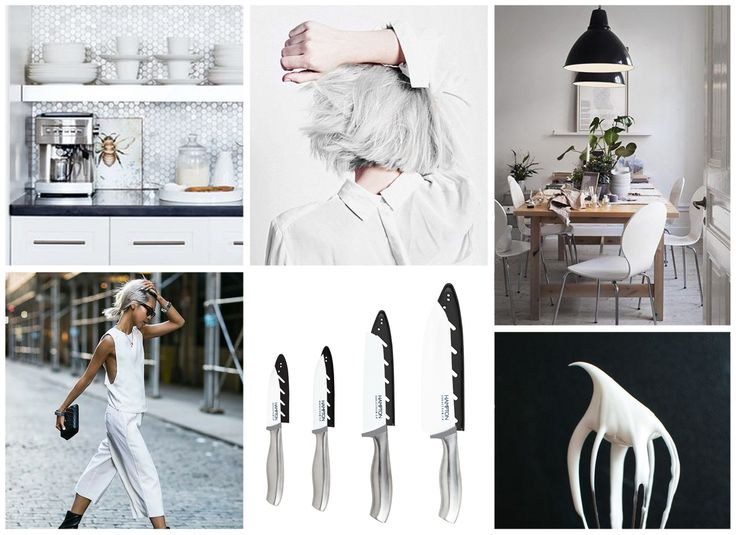 Trending: All white everything! For the minimalist, the modern and the fashion forward, white has never been so daring as it is now! Go all out and join this Scandinavian inspired trend with an all white kitchen, or use white accessories to compliment your colorful eclectic space! Right on trend is Dura-Ceramica 8 Piece Cutlery Set (on SALE NOW)! Who ever said white was basic? #trendalert #tomodachi #kitchenpreptotableset #whiteout