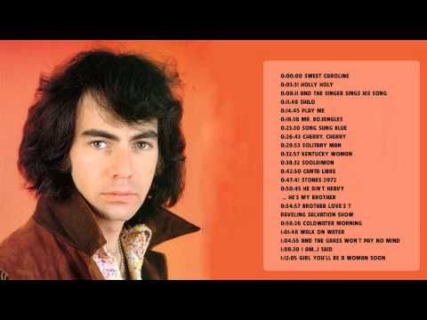 Neil Diamond Youtube Album