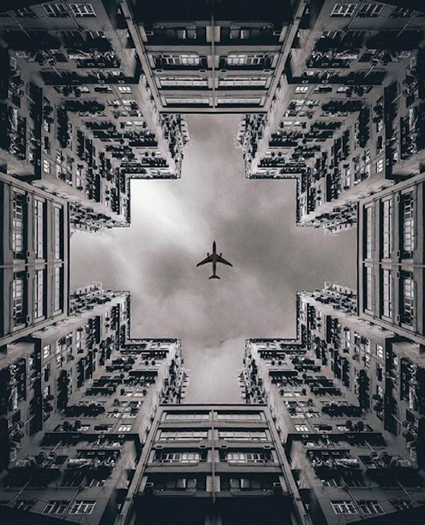 Follow This Instagram Account For Pleasing, Symmetrical Photos Around The World - DesignTAXI.com