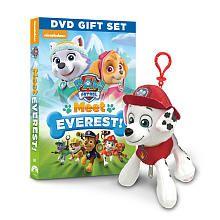 Paw Patrol Meet Everest GWP DVD