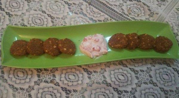 Easy Snacks for Kids : Soya Shammi Kabab Recipe