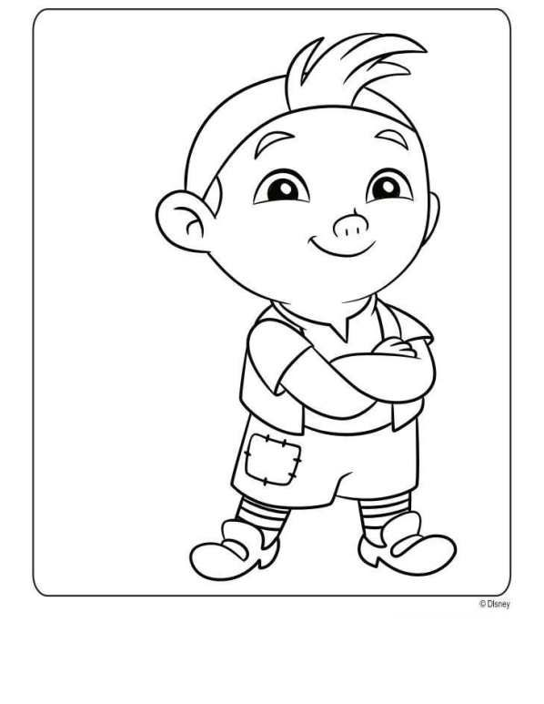 Disney Junior Coloring Pages Jake : Best images about favoriete kleurplaten on