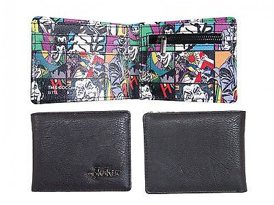 #Official dc #comics batman: the joker symbol with pop art inside print #wallet,  View more on the LINK: http://www.zeppy.io/product/gb/2/221936880553/