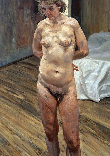 Lucian Freud, unknown