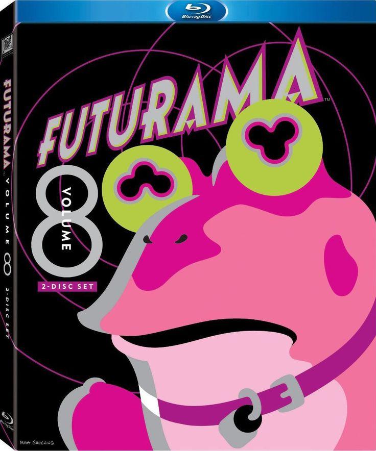 Futurama: Vol. 8