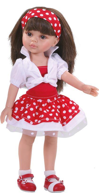 Realistická panenka Alenka od Paola Reina ze Španělska