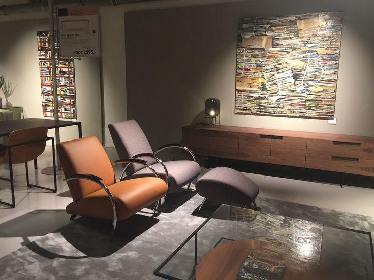 Gelderland fauteuil 5770 by Jan des Bouvrie gepresenteerd door Cilo #zutphen #interieur #design #cilo #eijerkamp