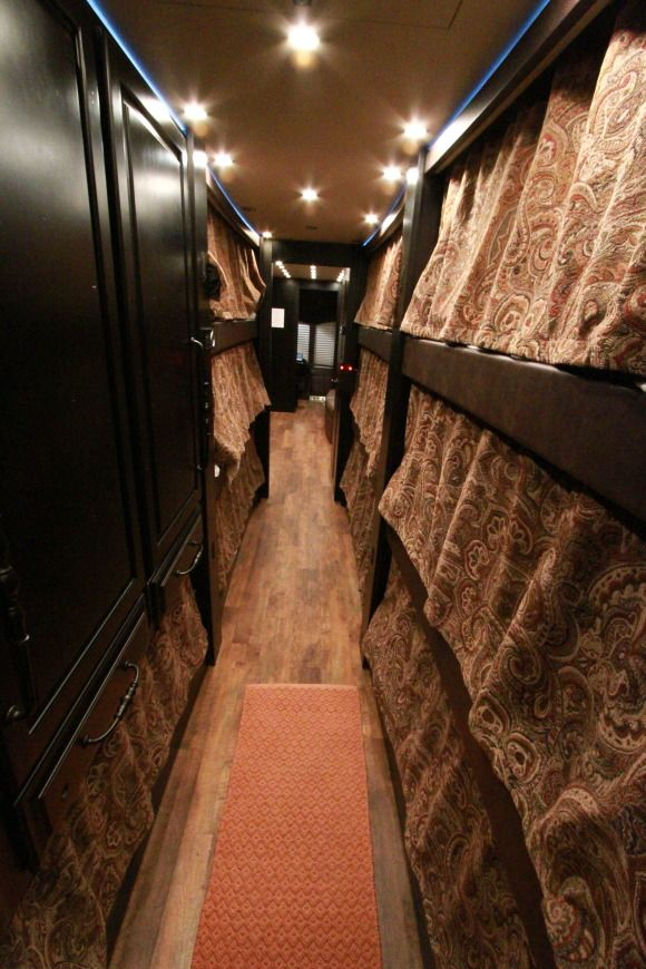 Casey Donahew Band's Tour Bus , Casey Donahew Band