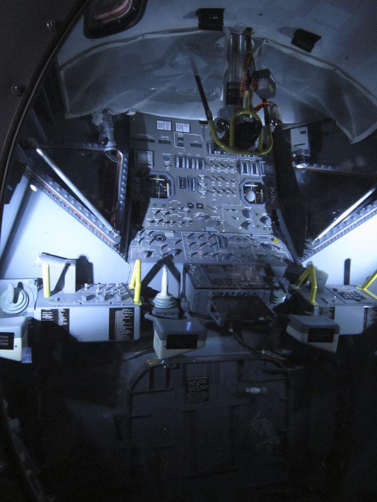 lunar module in space - photo #36