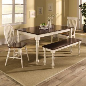 Kitchen Table With Bench Kmart