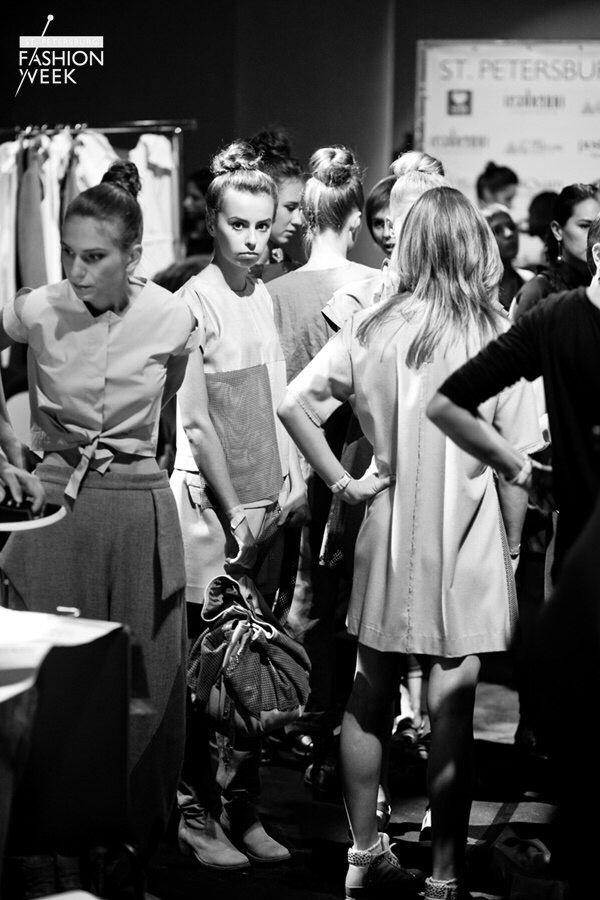 BACKSTAGE SS'15   Mod'Art St. Petersburg  www.spbfashionweek.ru #spbfw #fashion #backstage #modart