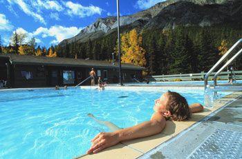 Hotels Near Miette Hot Springs Alberta