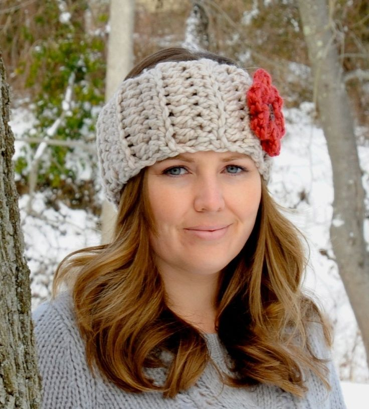 19 best Crochet head wrap images on Pinterest | Turbans, Crochet ...