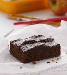 Mum's Chocolate Slice - An chocolately oldie but a goodie, just like mum used to make. Great for the lunchbox or as an afterschool treat!