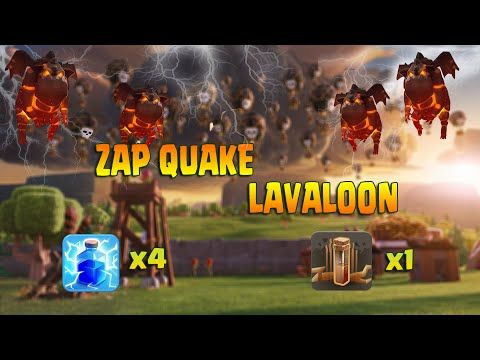 Clash of clans - 3 Star war attack strategy - 3 star th9 max war base wi...
