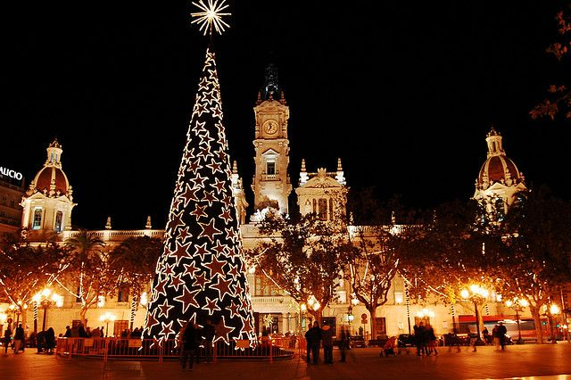 14 Best Christmas Is Here Images On Pinterest Christmas Markets  - Spanish Christmas Trees