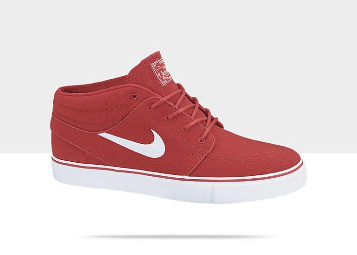 Nike Skateboarding Zoom Stefan Janoski Mid Mens Shoe