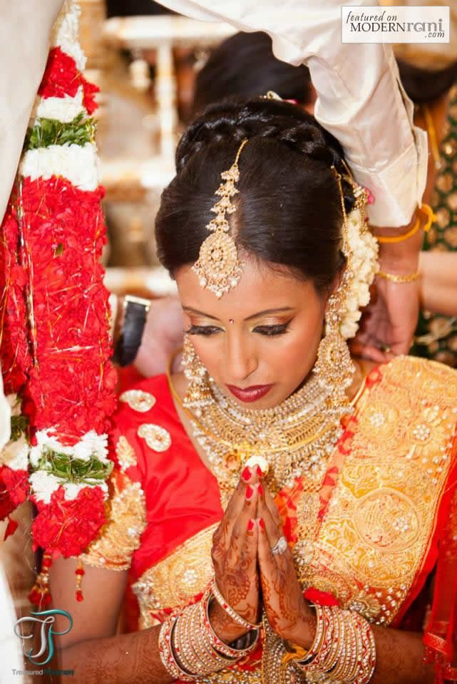 South Asian Bride - more details @ http://www.ModernRani.com
