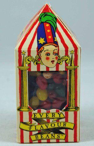 Bertie Botts Every Flavor Beans - http://geekarmory.com/bertie-botts-every-flavor-beans/