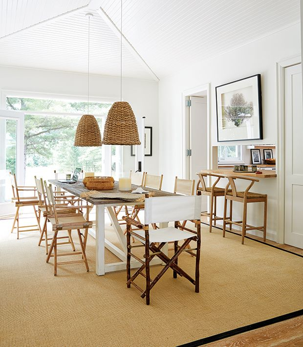 25 best ideas about salle a manger blanche on pinterest murs de salle ma - Chaise de salle a manger blanche ...